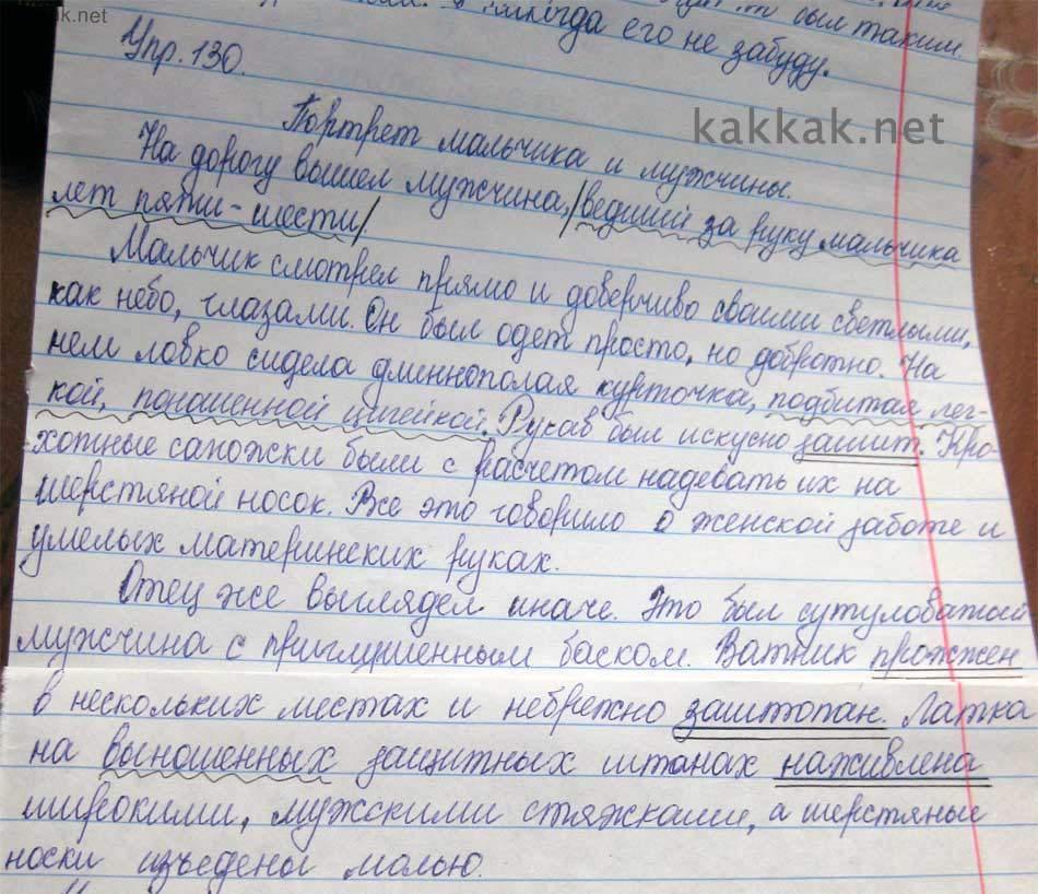 все изложения за 7 класс по русскому языку