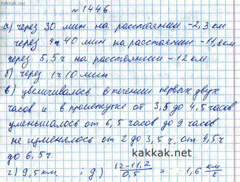 математика 6 класс виленкин рыболов